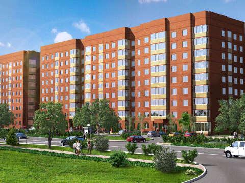 ЖК «Времена года» Квартиры 40 м² от 2,2 млн руб.